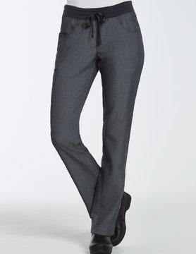 Matrix Pro Heather Navy Matrix Pro Women's Pants 6901 Medium Petite