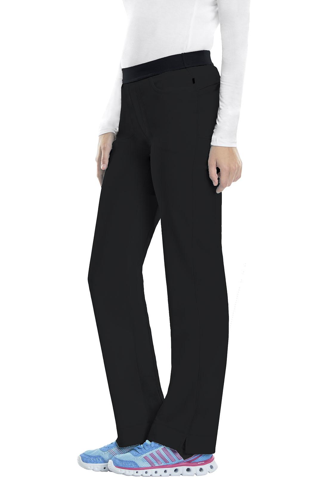 CHEROKEE Pull-On Pants Black 1124AP
