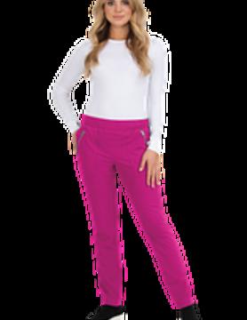 Koi Basics Koi Basics Jane Azalea Pink Women's Scrub Pants 737-R-117
