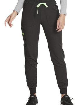 DICKIES Dickies Black Women's Jogger Scrub Pants DK234-BLK