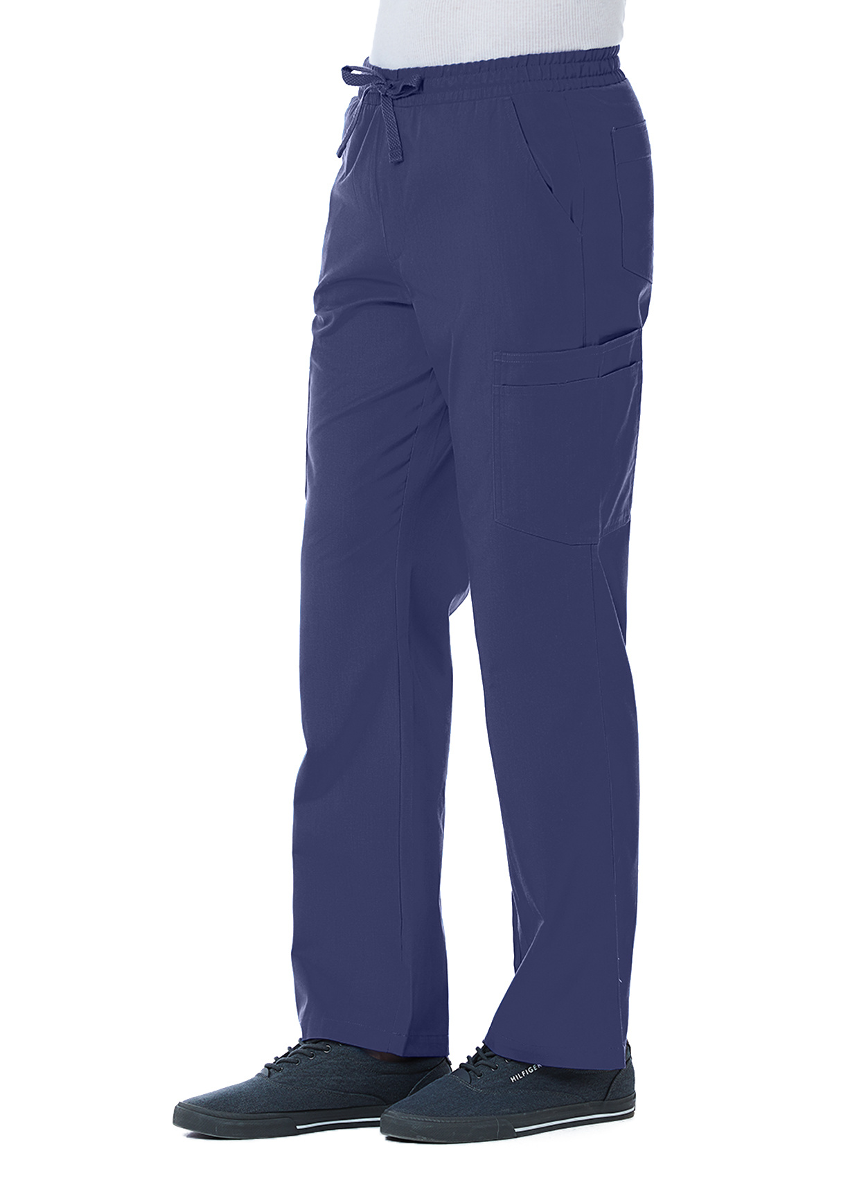 RED PANDA Navy Blue Men's Cargo Pants Red Panda 8206T