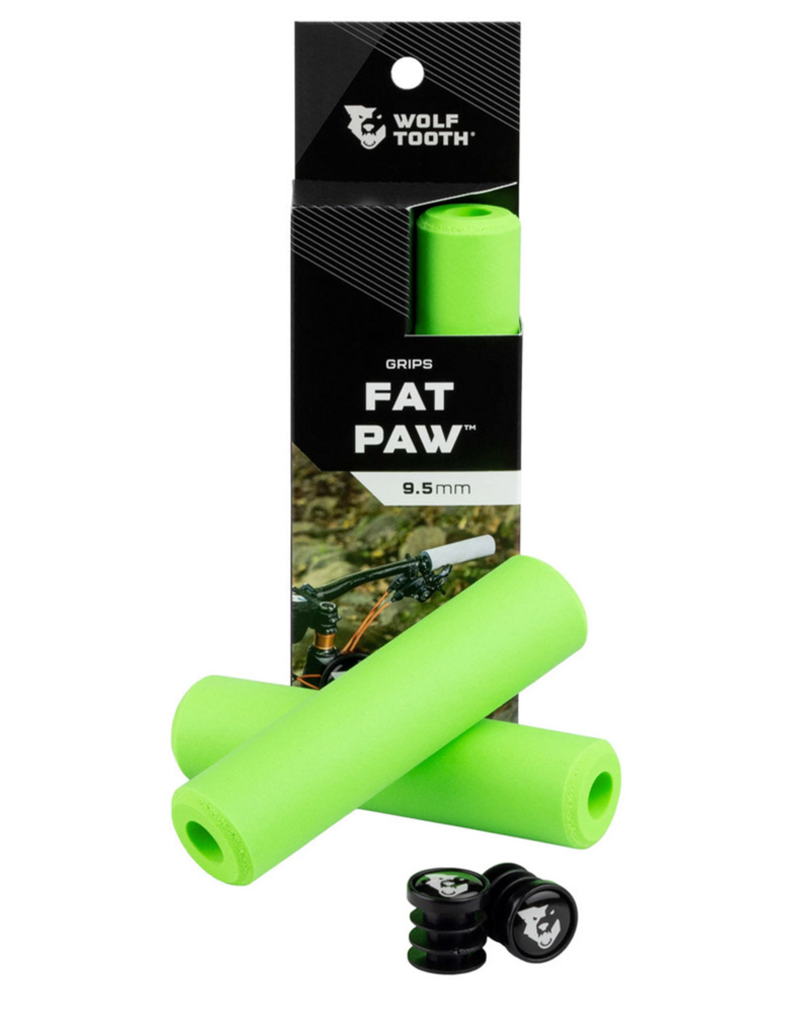 Wolf Tooth Wolf Tooth Fatpaw Grips, 135mm