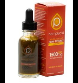 Hemplucid hemplucid 1500mg vape extract
