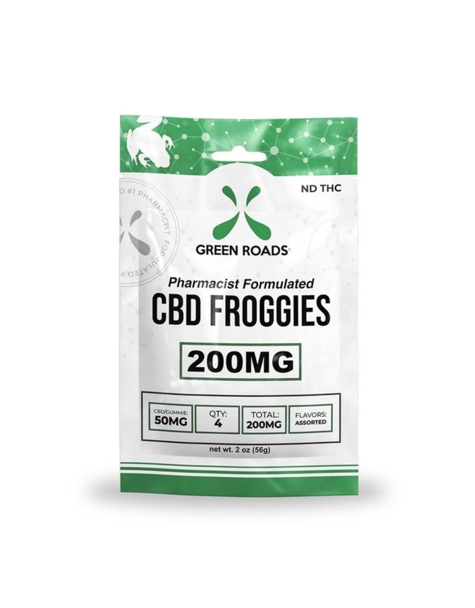 Green Roads Green Roads CBD Froggies 200 mg sweet