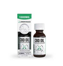 Green Roads Green Roads 1000mg Oil (30ml)