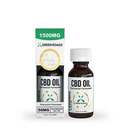 Green Roads Green Roads 1500mg Oil (30ml)
