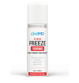 CBD MD CBD Md Freeze 1500mg