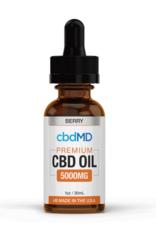 CBD MD cbd md berry 5000mg