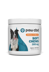 CBD MD Paw CBD calming chews 300mg