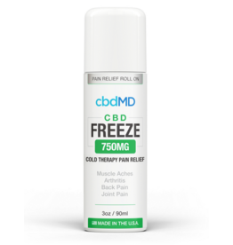 CBD MD CBD MD Freeze 750mg