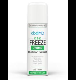 CBD MD CBD MD Freeze 750mg