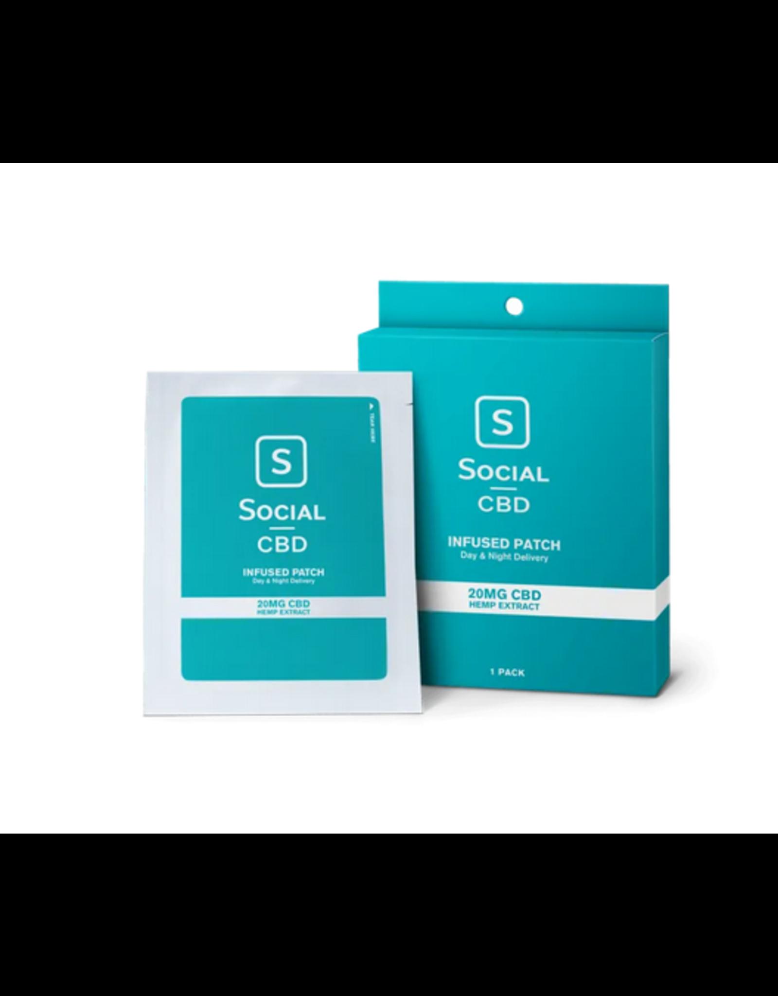 Select Select CBD Patch 20 mg 1 pack