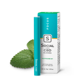 Select Select CBD Peppermint Vape .5ml