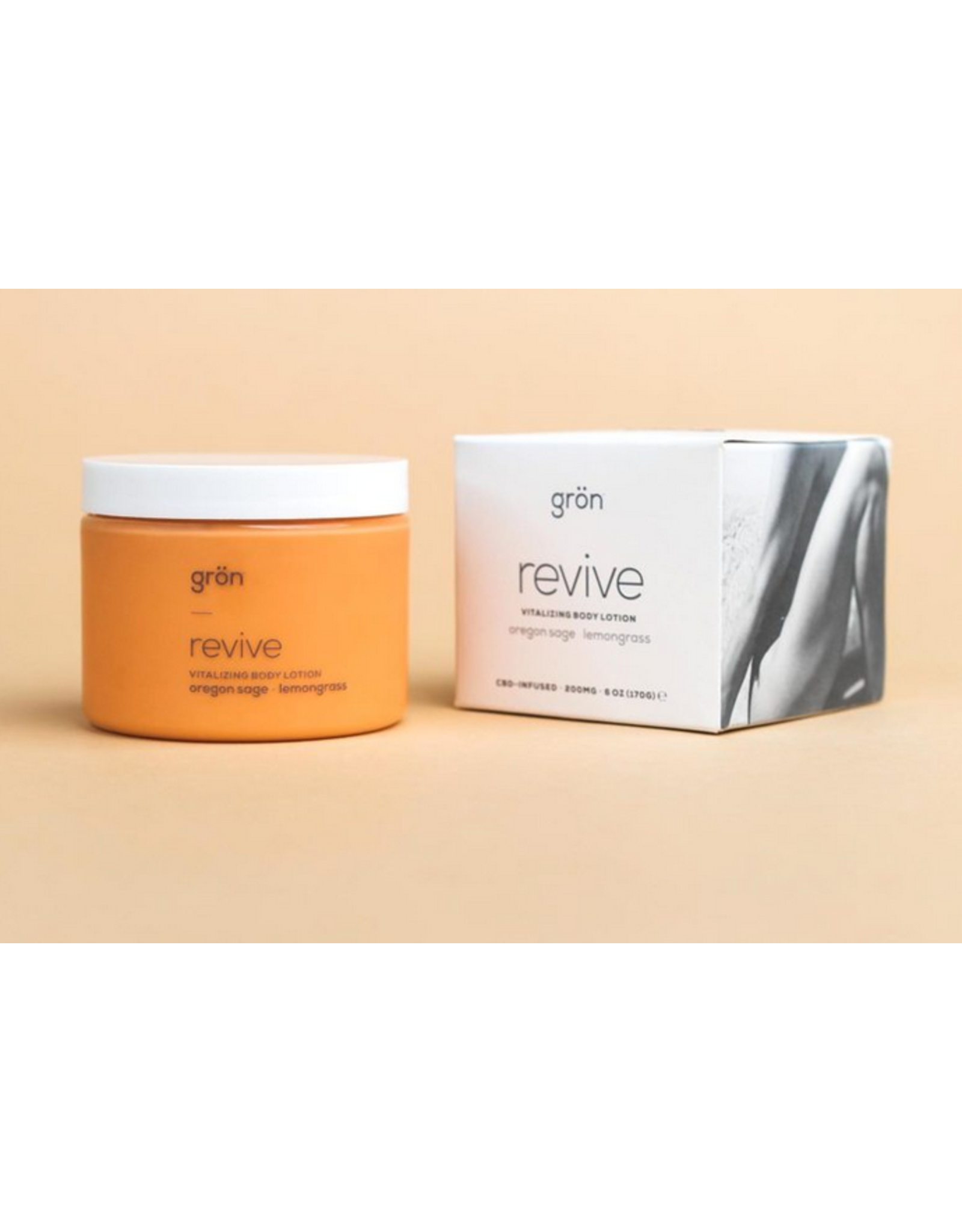 Gron Gron revive body lotion 200mg