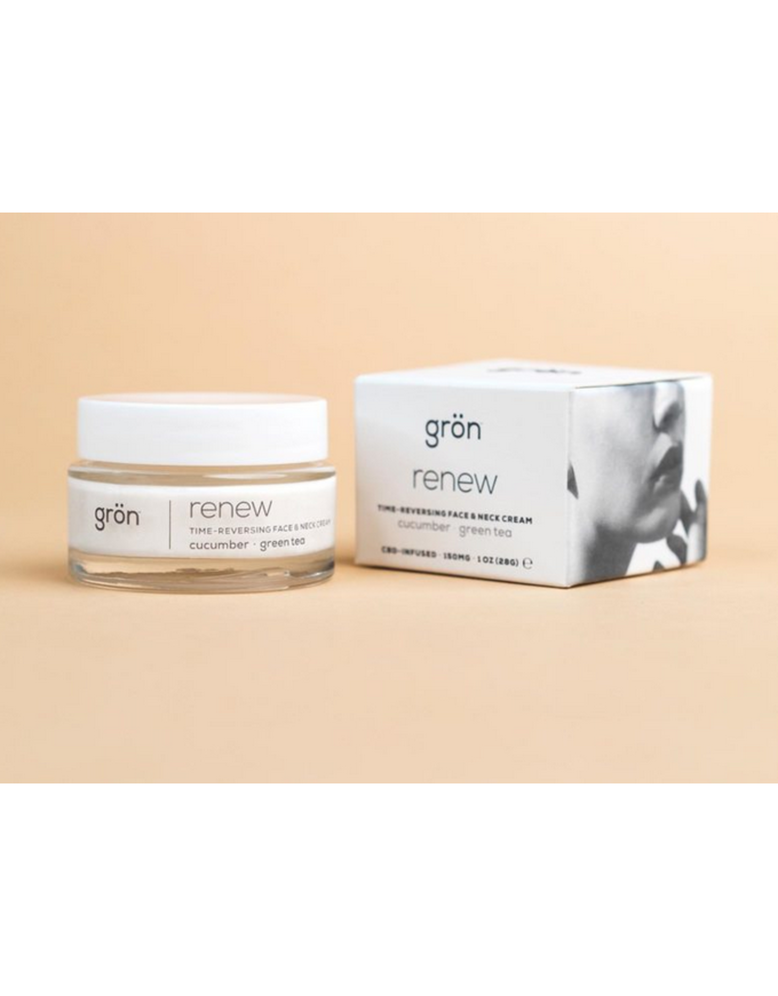 Gron Gron renew neck and face cream150mg