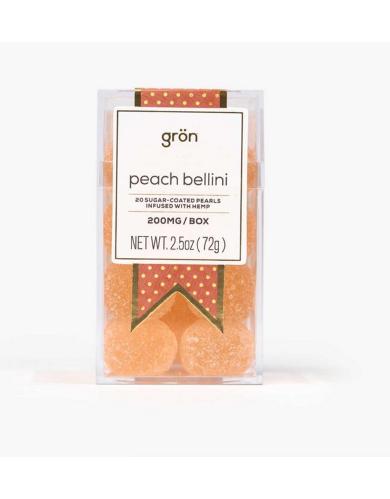 Gron Gron peach bellini 200mg