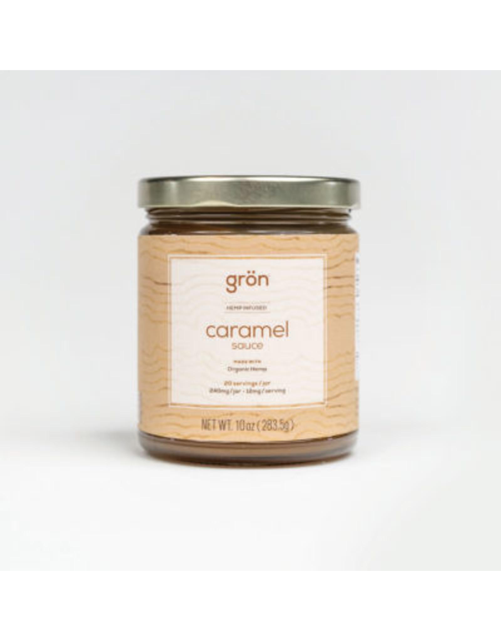 gron caramel sauce
