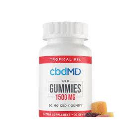 CBD MD cbd md 1500 mg gummies