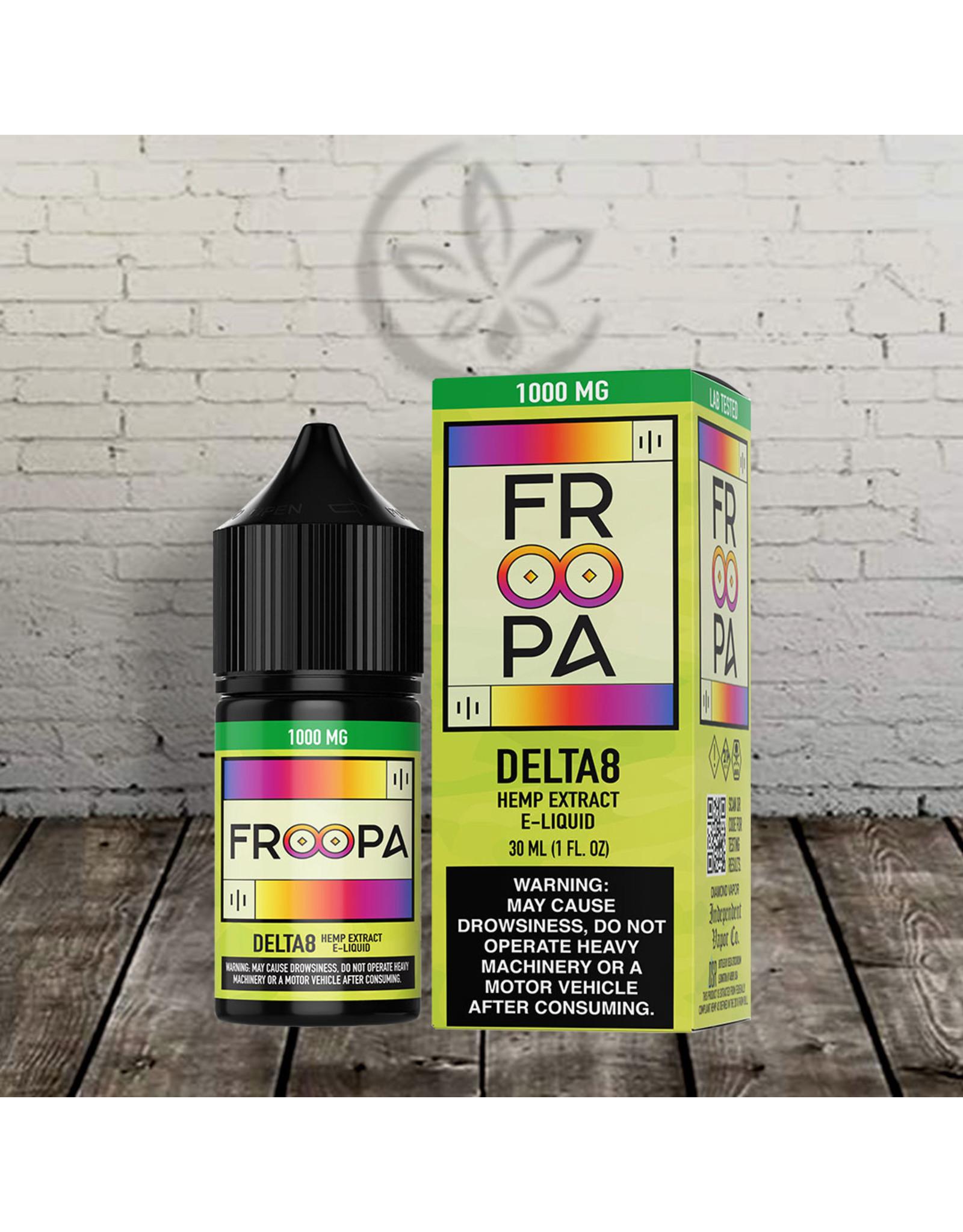 Froopa d8 E-liquid