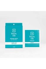 social cbd 100mg patch 1 pack