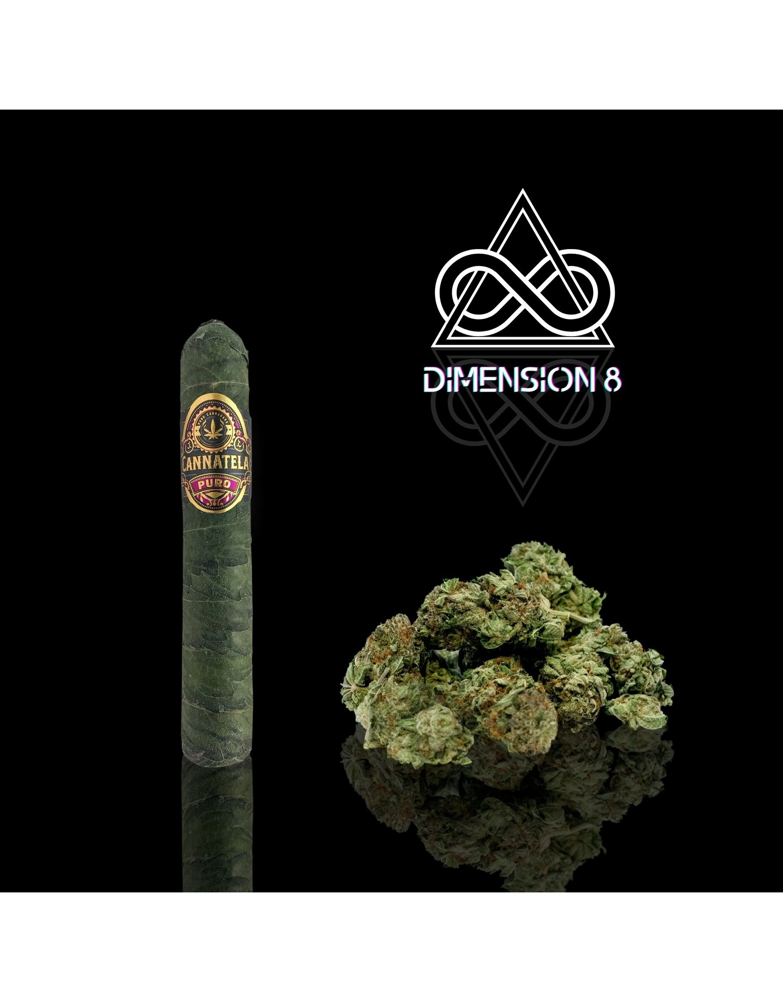 puro d8 cigar 5 gram