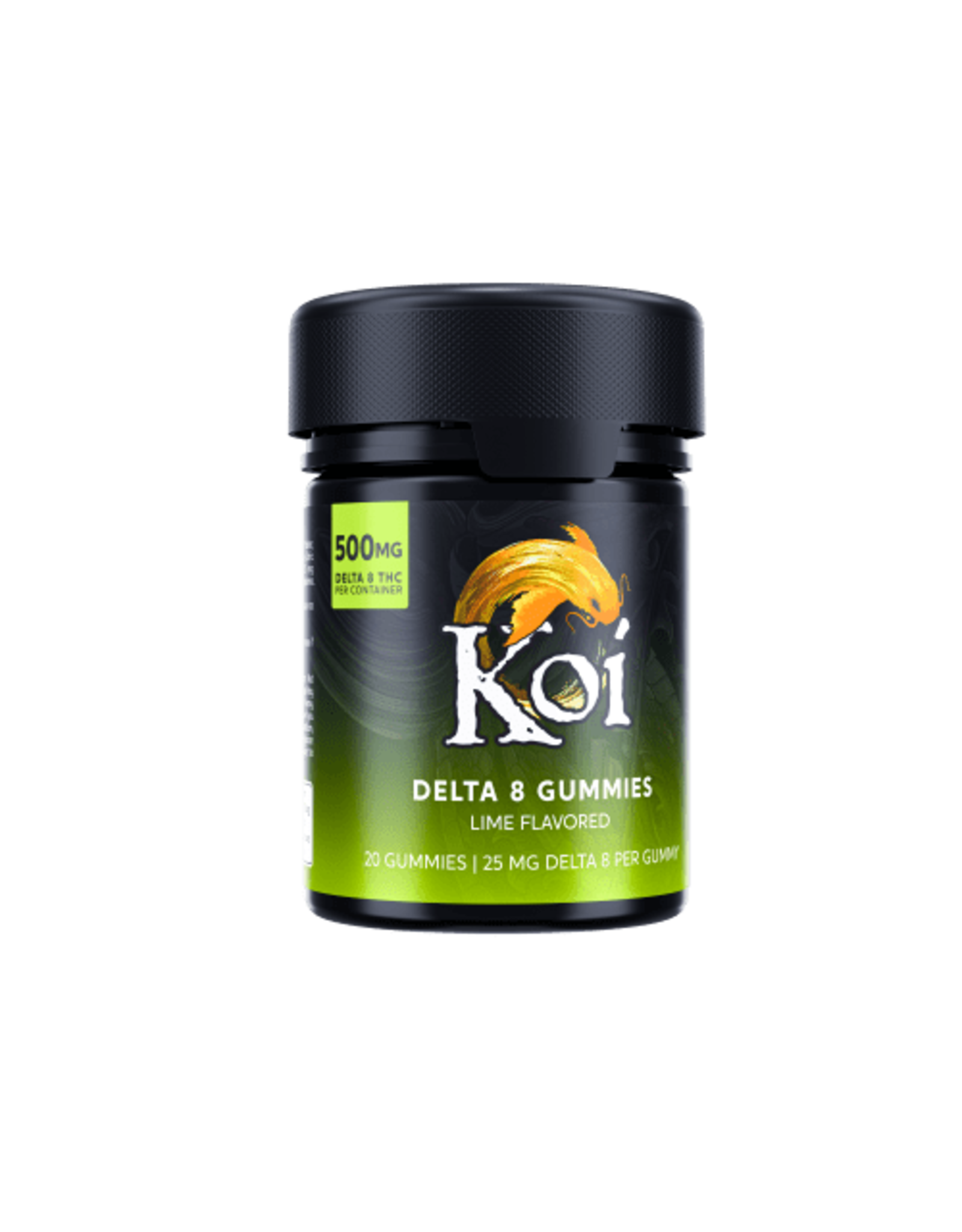 koi delta 8 gummies lime
