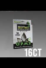 opms borneo 16 caps