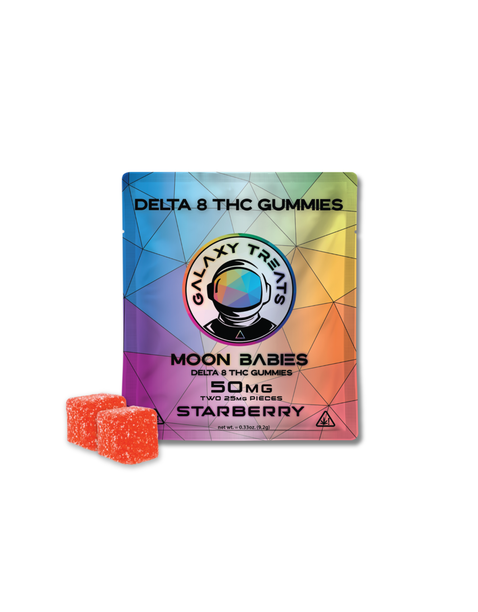 Galaxy treats delta 8 gummies 2ct