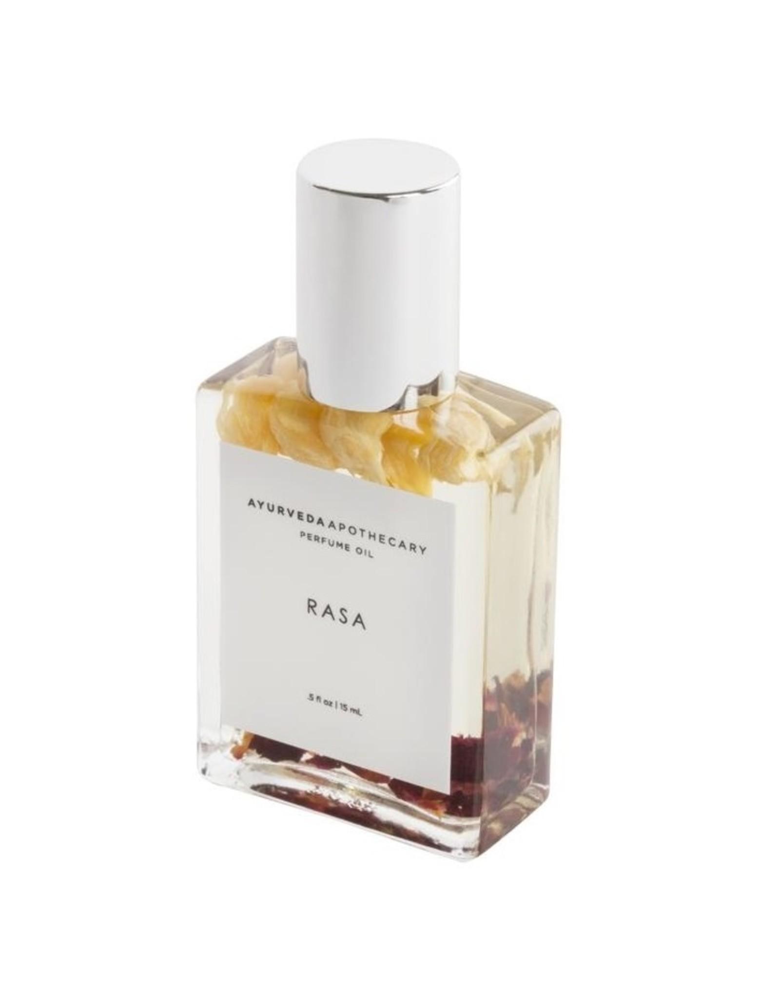 Huile parfumée Rasa