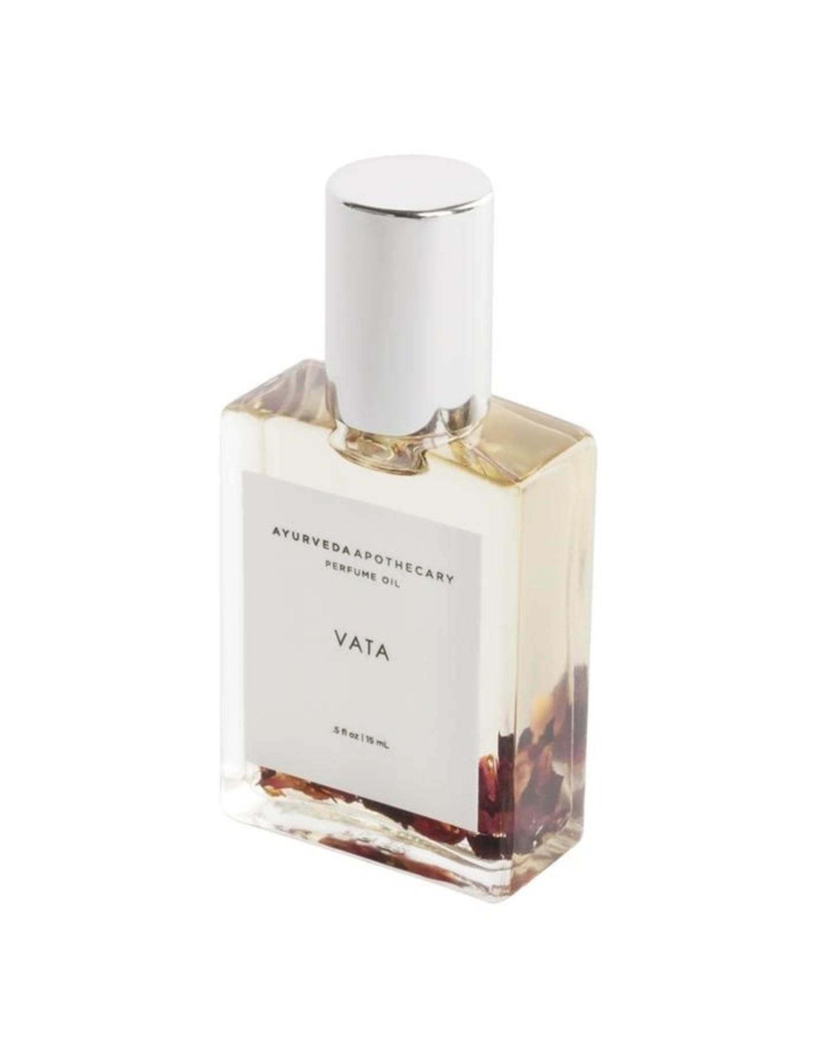 Huile parfumée Vata