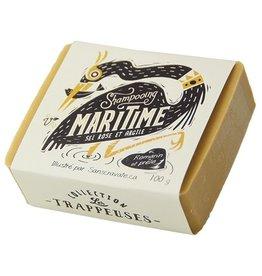 La savonnerie des diligences Savon Shampoing Maritime Les Trappeuses