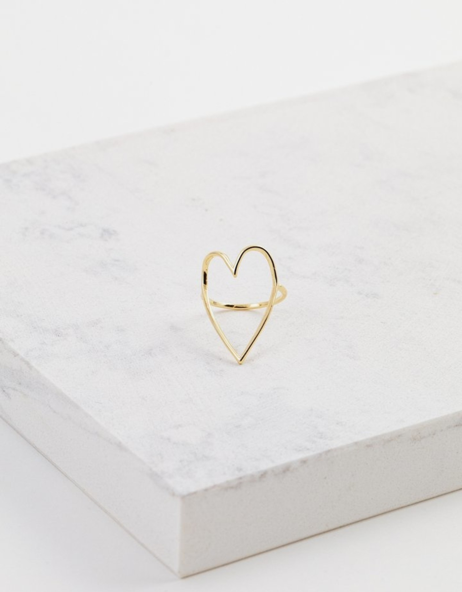 Lover's tempo Bague Lovestruck Gold
