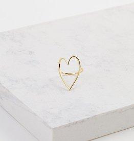 Lover's tempo Bague Lovestruck Gold