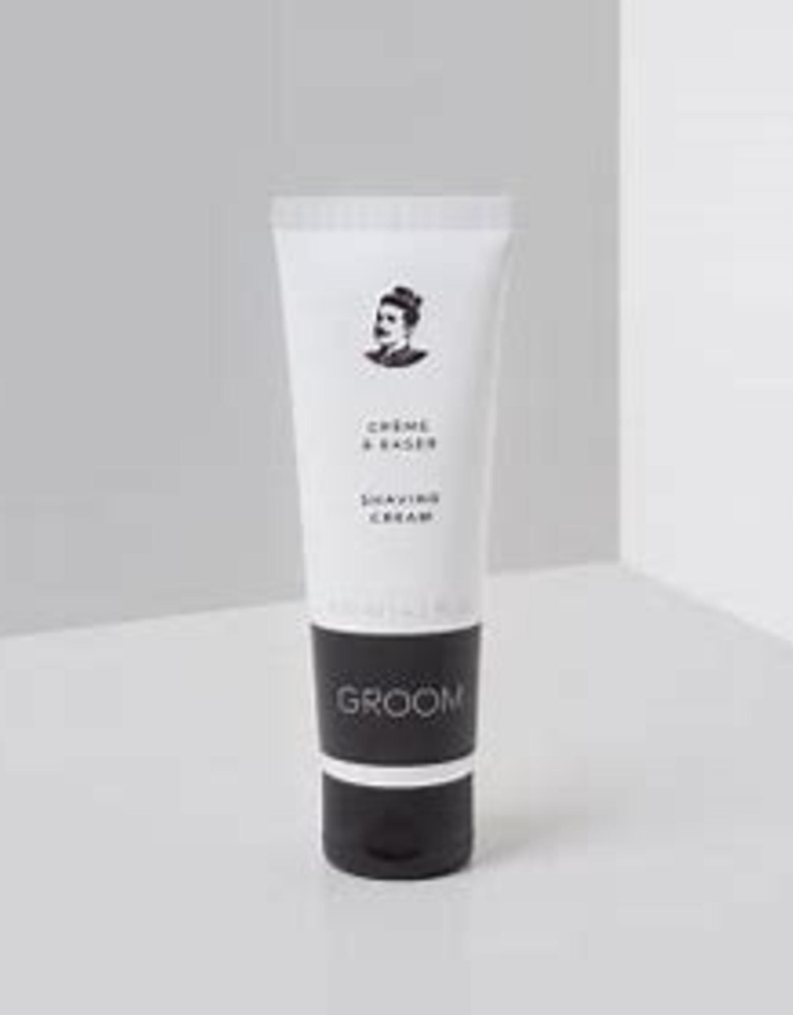 Groom - Crème à raser