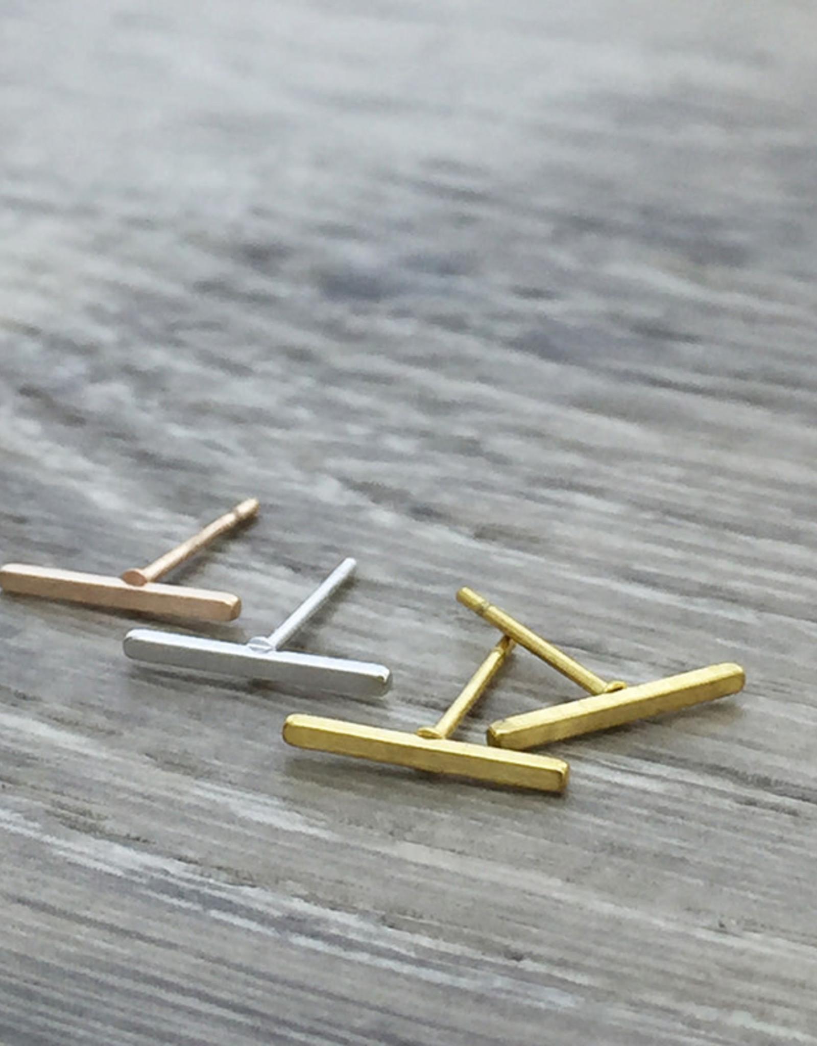 Fab accessories Boucle d'oreilles - Tige en acier inoxydable
