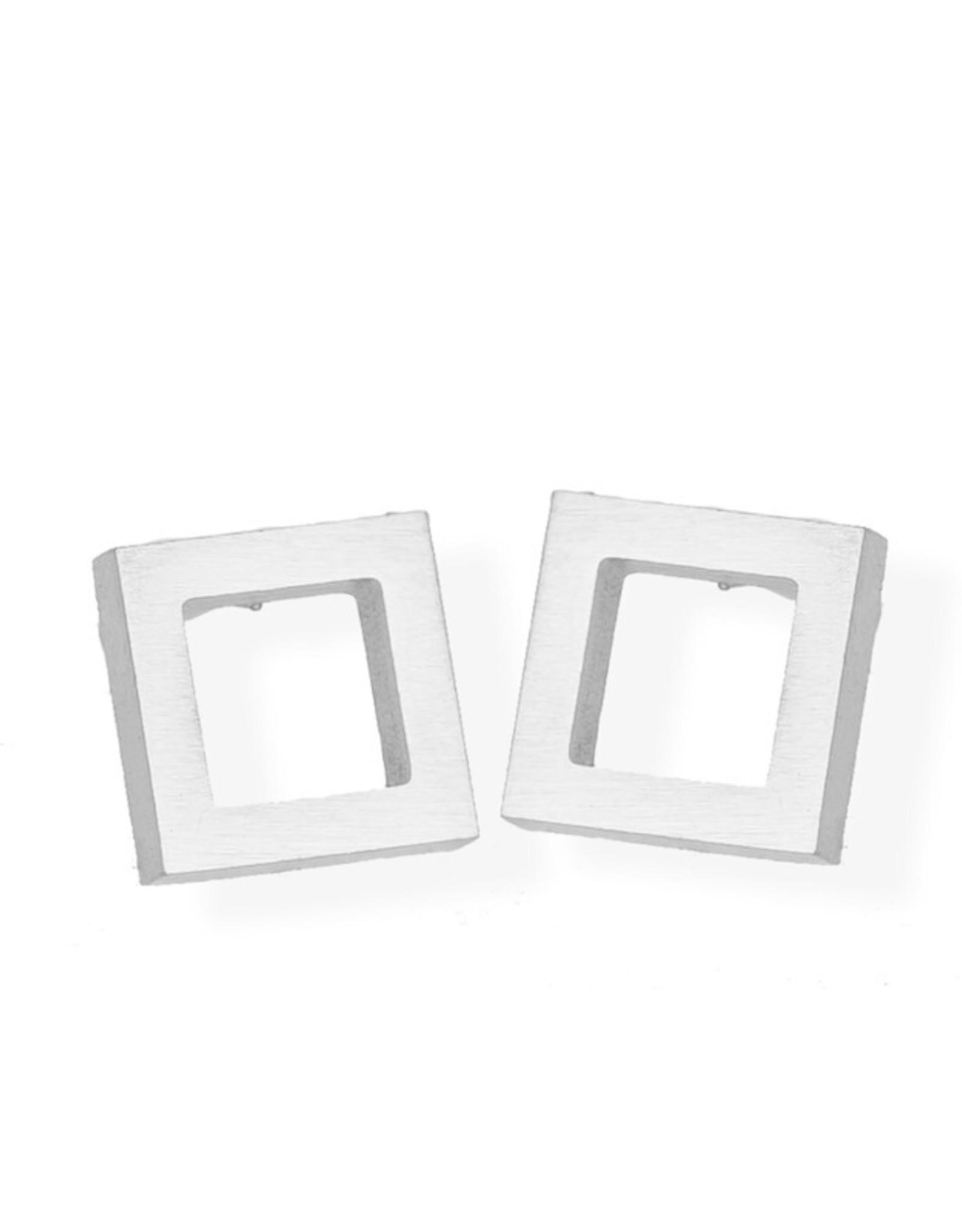 Fab accessories Boucle d'oreille en acier inoxydable