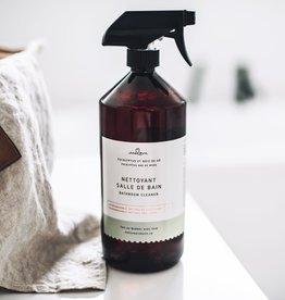 Melove Nettoyant salle de bain eucalyptus et bois de hô