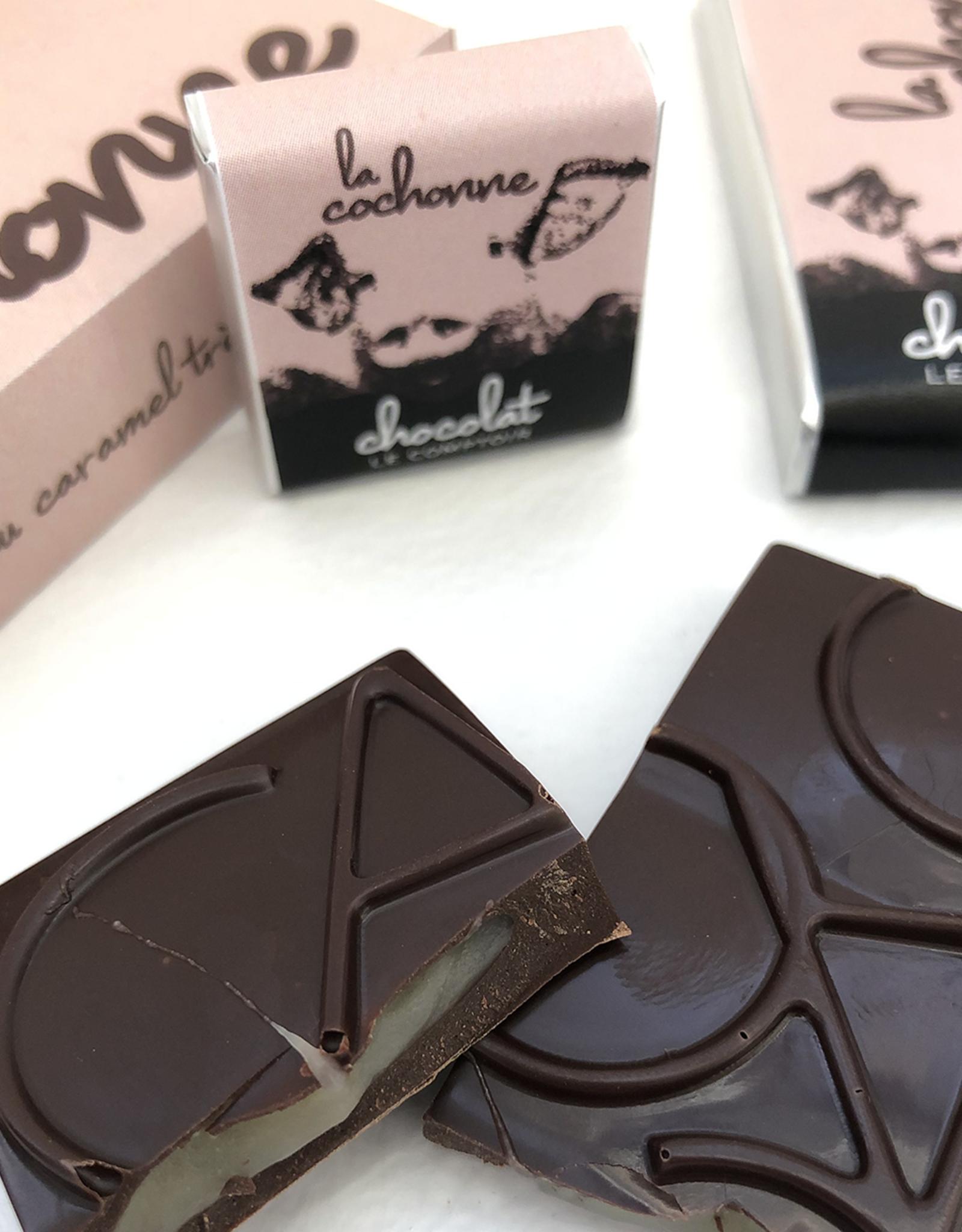 Le comptoir chocolat La mini cochonne