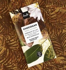 Le comptoir chocolat CHOCOGAN - Chocolat au lait 40%