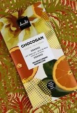 Le comptoir chocolat CHOCOGAN - Chocolat au lait 40%  - Orange