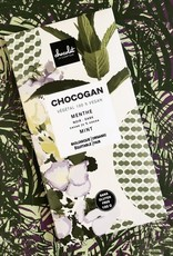Le comptoir chocolat CHOCOGAN - Chocolat noir 72% - Menthe