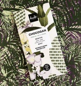 Le comptoir chocolat CHOCOGAN - Chocolat noir - Menthe