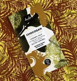 Le comptoir chocolat CHOCOGAN - Chocolat au lait  40% - Caramel salé
