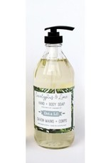 Dot & lil Savon mains-corps - Eucalyptus & Lime