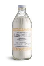 Dot & lil Lait de bain moussant - Thé blanc & gingembre