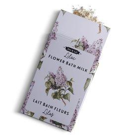 Dot & lil Sachet Lait de bain - Fleurs de Lilas