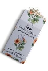 Dot & lil Sachet Lait de bain - Lavande & Hibiscus