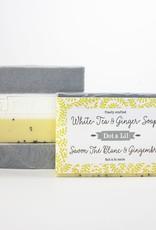 Dot & Lil Savon - Thé blanc et gingembre