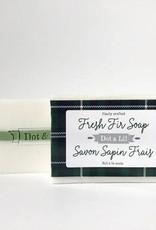 Dot & lil Pain de savon - Sapin Frais