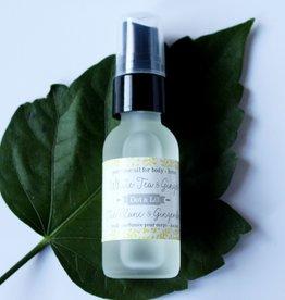 Dot & lil Huile parfumée Thé blanc & Gingembre